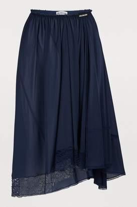 Balenciaga Lingerie skirt