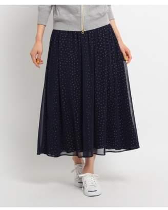 Dessin (デッサン) - Ladies [洗える]チュールドットスカート