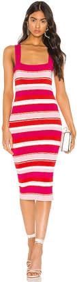 Bardot Multi Stripe Dress