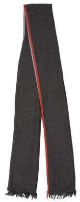 Brunello Cucinelli Cashmere & Silk-Blend Scarf