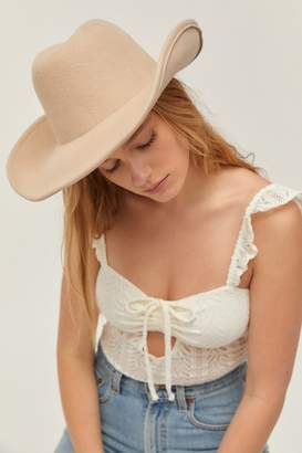 Urban Outfitters Felt Cowboy Hat