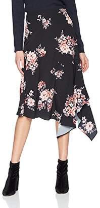 Dorothy Perkins Women's Floral Midi Skirt