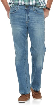 Sonoma Goods For Life Big & Tall SONOMA Goods for Life Flexwear Relaxed-Fit Stretch Jeans
