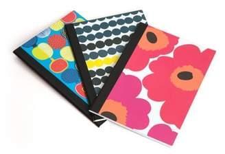 Chronicle Books Marimekko Notebook Trio