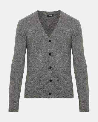 Theory Cashmere V-Neck Cardigan