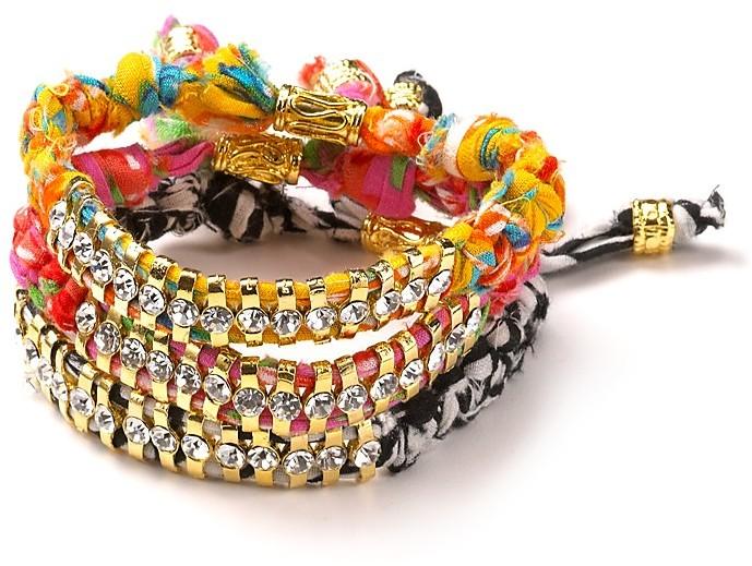 Shashi Original One-Row Bracelet
