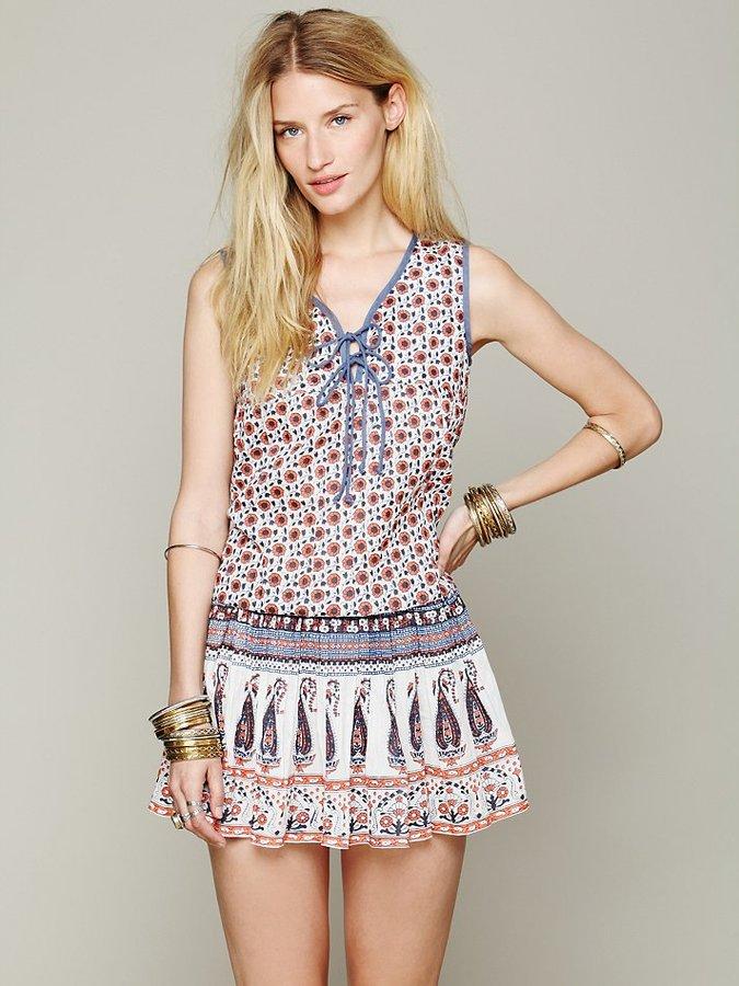 Free People Coachella Mini Dress
