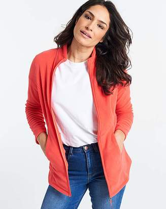 Fashion World Coral Fleece Jacket