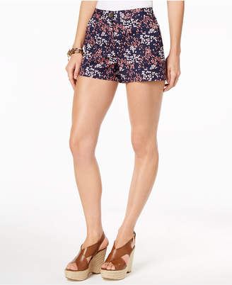 Michael Kors MICHAEL Floral-Print Shorts in Regular & Petite Sizes