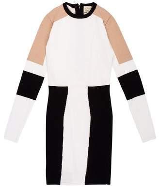 Torn By Ronny Kobo Bodycon Mini Dress