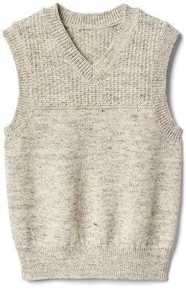 V-neck sweater vest $49.95 thestylecure.com