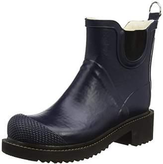 Isle Jacobsen Short Rub High Heel, Women's Wellington Boots