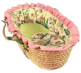 Harriet Bee Orear Moses Basket with Bedding Harriet Bee