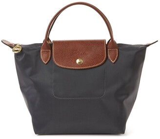 Longchamp Le Pliage Small Nylon Top Handle Tote