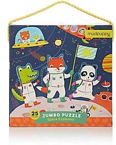 Mudpuppy Space Explorers Jumbo Puzzle
