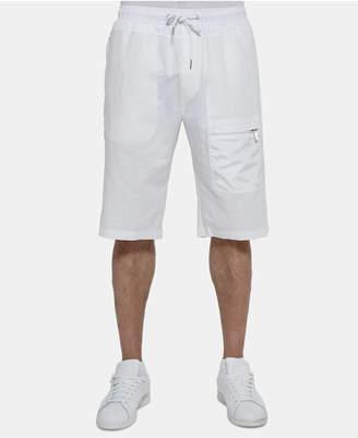 Sean John Men Regular-Fit Drawstring Shorts