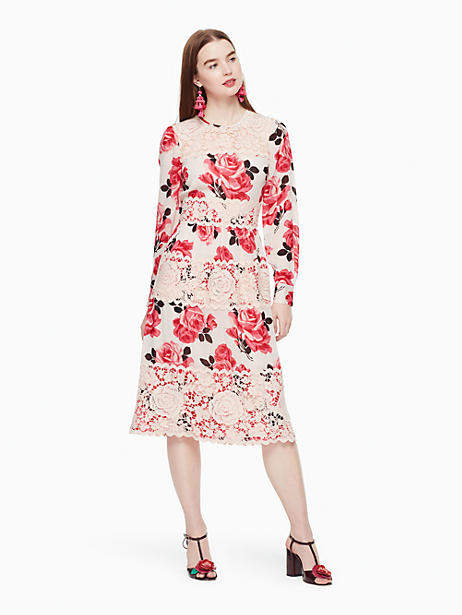 Kate Spade Rosa lace dress
