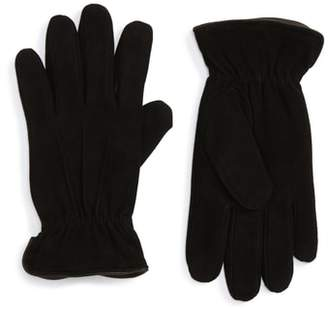 Nordstrom Suede Thermolite(R) Gloves
