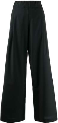 Semi-Couture Semicouture wide-leg trousers