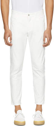 Attachment White Skinny Jeans