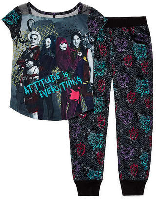 Disney 2-pc. Descendants Pajama Set Preschool / Big Kid Girls