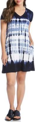 Karen Kane Quinn Tie Dye Shift Dress