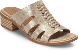 EuroSoft Belen Womens Slide Sandals