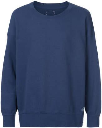 Visvim classic sweatshirt