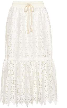 84857ef6b Lace Skirt - ShopStyle Australia