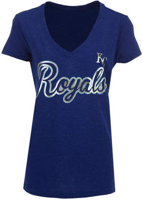 G-iii Sports Women's Kansas City Royals Breakaway T-Shirt