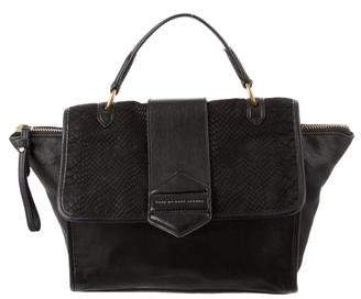 Marc by Marc Jacobs Leather Top Handle Satchel