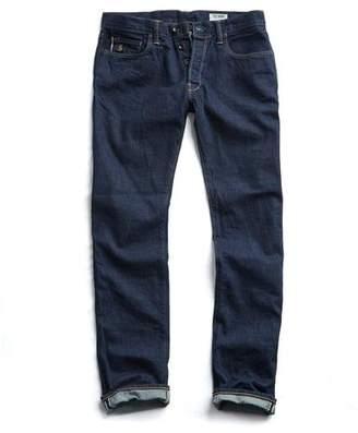 Todd Snyder Japanese Stretch Selvedge Jean in Indigo Rinse