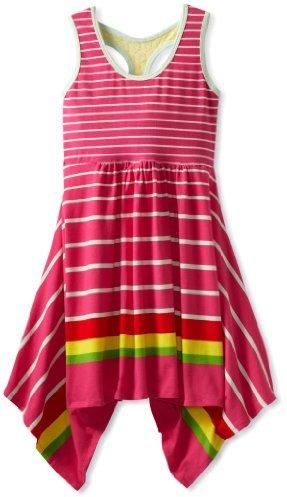 Bonnie Jean Girls 7-16 Knit Stripe Racerback Sundress