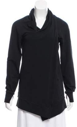 Nike Long Sleeve Draped Sweater