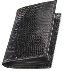 Business card case for men shopstyle neiman marcus lizard business card case black colourmoves