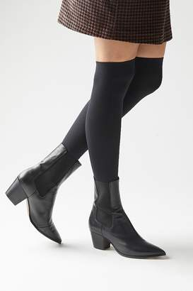 Urban Outfitters Opaque Over-The-Knee Sock
