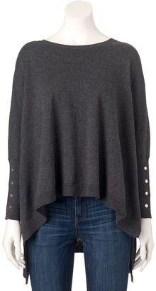 Women's Jennifer Lopez Boatneck Caftan Sweater $58 thestylecure.com