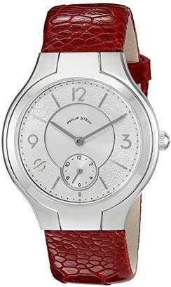 Philip Stein Teslar Women's 41-FSW-OBLOR Round Analog Display Japanese Quartz Watch
