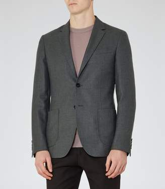Reiss Abraham B Patch Pocket Blazer
