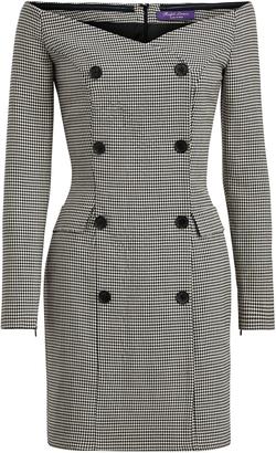Ralph Lauren Brenna Wool Dress