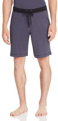 Daniel Buchler Peruvian Pima Cotton Lounge Shorts $55 thestylecure.com