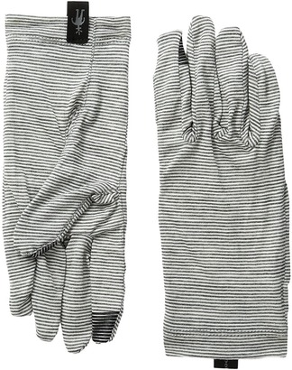 Smartwool NTS Micro 150 Pattern Gloves $32 thestylecure.com