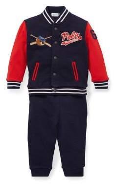 Ralph Lauren Childrenswear Baby Boy's Two-Piece Set