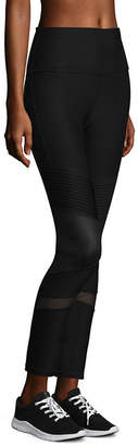 Moto Xersion High Rise 7/8 Mesh Inset Leggings