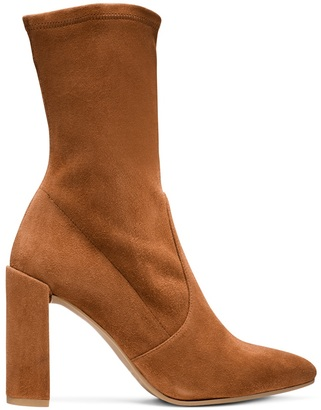 The Clinger Bootie $575 thestylecure.com