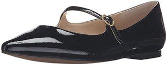 Adrienne Vittadini Footwear Women's Frazier Mary Jane Flat $69.99 thestylecure.com