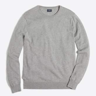 J.Crew Factory Slim-fit harbor cotton crewneck sweater