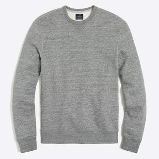 J.Crew Factory Marled cotton sweatshirt