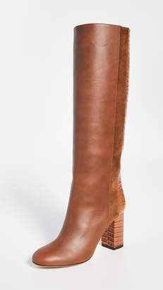 Aquazzura Eaton 85mm Boots