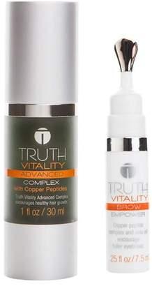 Truth Vitality Hair & Brow Hair Growth Formula Duo